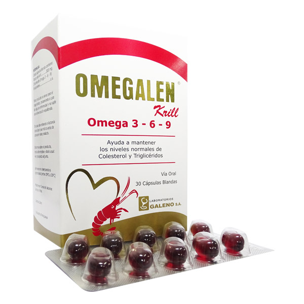 Omegalen Krill