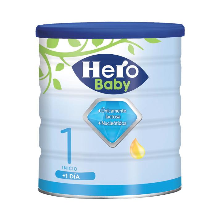Leche Hero Baby 1