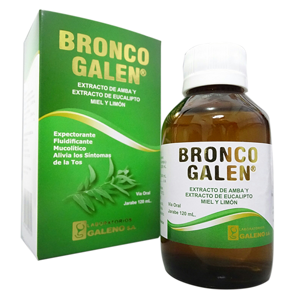 Broncogalen