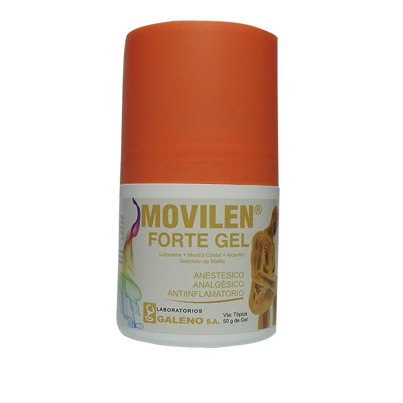 Movilen Forte Gel